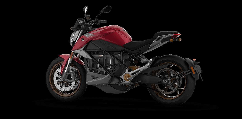 Moto eléctrica Zero SR/S 14.4 (MY 2021)   nextmotorbike.com